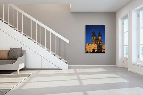 תמונה לחדר מדרגות - אסי סיני - הצל - מק''ט: 164151