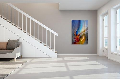 תמונה לחדר מדרגות - בתיה שגיא - איזוטריה 3 - מק''ט: 167133