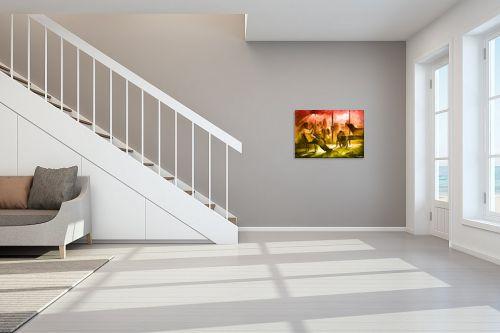 תמונה לחדר מדרגות - בן רוטמן - ג'אז באוירה רומנטית - מק''ט: 170890