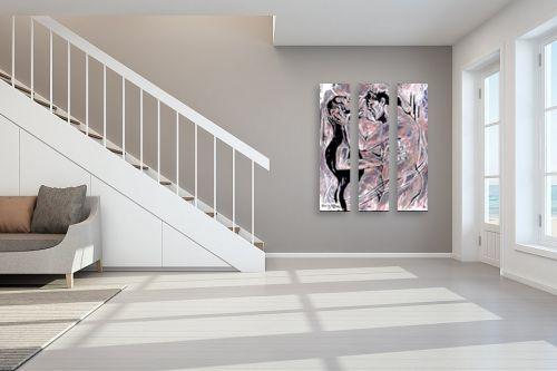 תמונה לחדר מדרגות - בן רוטמן - תשוקה  אירוטית - מק''ט: 170947
