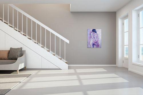 תמונה לחדר מדרגות - שולי חיימזון - עירום - מק''ט: 180876