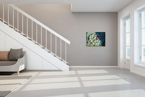 תמונה לחדר מדרגות - ענת אומנסקי - צדף צדף תרדוף  - מק''ט: 192539