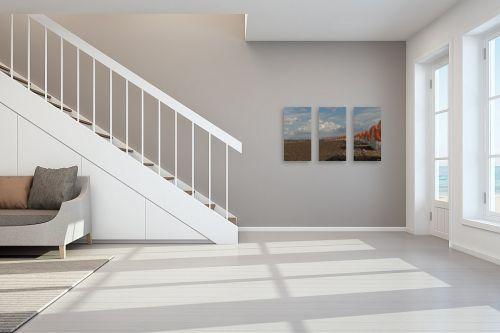 תמונה לחדר מדרגות - שוש אבן - רכבת הכותנה - מק''ט: 193521