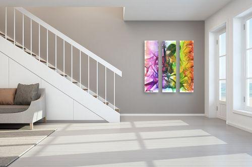 תמונה לחדר מדרגות - בן רוטמן - חיבוק אוהב - מק''ט: 193800