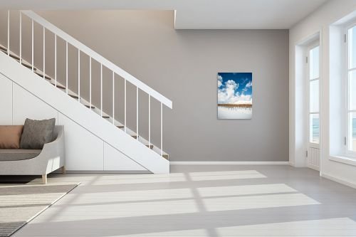 תמונה לחדר מדרגות - רן זיסוביץ - כרם מושלג - מק''ט: 194794