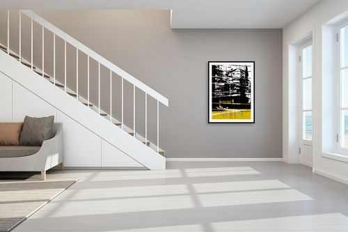 תמונה לחדר מדרגות - רוזה לשצ'ינסקי - פינת רחוב 4 - מק''ט: 203696