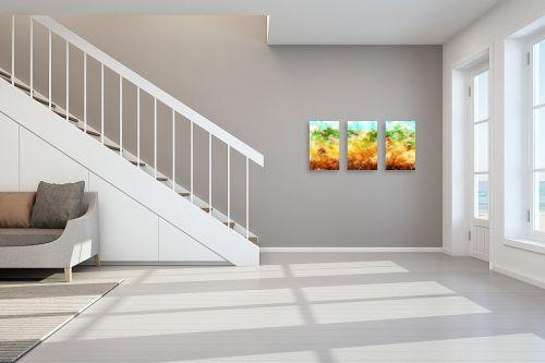 תמונה לחדר מדרגות - ויקטוריה רייגירה - אדמה פורייה - מק''ט: 204036