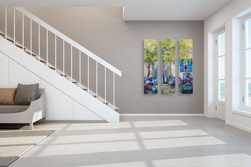תמונה לחדר מדרגות - רוחלה פליישר - כד החלב - מק''ט: 207256