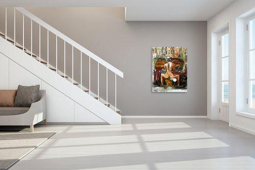 תמונה לחדר מדרגות - בן רוטמן - רפסודיה לגב חשוף - מק''ט: 218871