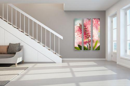 תמונה לחדר מדרגות - איה אפשטיין - פרח אור - מק''ט: 223795