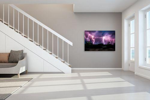 תמונה לחדר מדרגות - עידן גיל - סופת ברקים - מק''ט: 231847