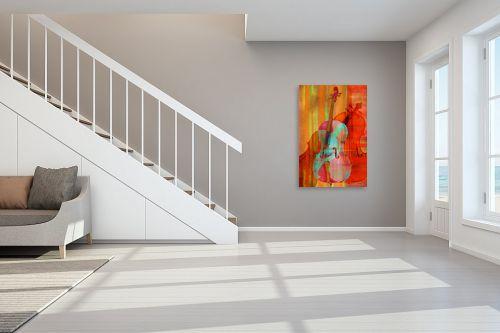 תמונה לחדר מדרגות - בתיה שגיא - Cello - מק''ט: 239460