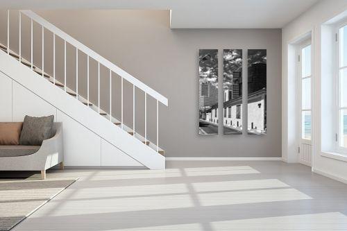תמונה לחדר מדרגות - ארי בלטינשטר - חדש ומחודש - מק''ט: 242559