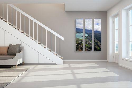 תמונה לחדר מדרגות - ענת שיוביץ - באויר - מק''ט: 248966