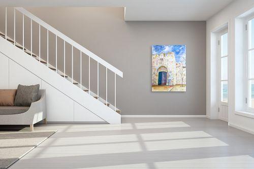 תמונה לחדר מדרגות - חיה וייט - שער יפו - מק''ט: 253779
