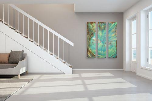 תמונה לחדר מדרגות - אירית שרמן-קיש - בריאה - מק''ט: 259648