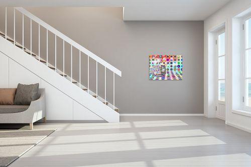 תמונה לחדר מדרגות - ויקטוריה רייגירה - תיבת נגינה - מק''ט: 260454