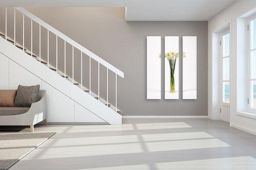 תמונה לחדר מדרגות - אילן עמיחי - נרקיסים - מק''ט: 262430