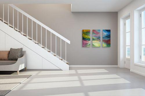 תמונה לחדר מדרגות - חוה מזרחי - פיות - מק''ט: 262888