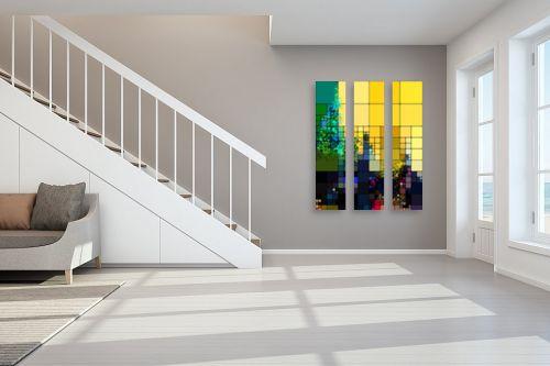 תמונה לחדר מדרגות - גורדון - חגיגה בעיר - מק''ט: 264252