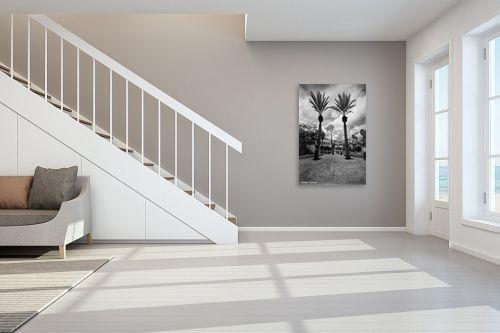 תמונה לחדר מדרגות - איזבלה אלקבץ - נווה צדק - מק''ט: 267503