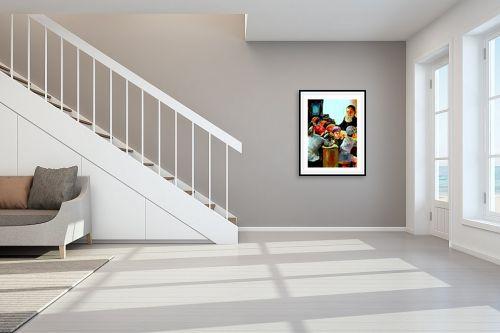 תמונה לחדר מדרגות - שולי חיימזון - ילדי ישיבה - מק''ט: 267781