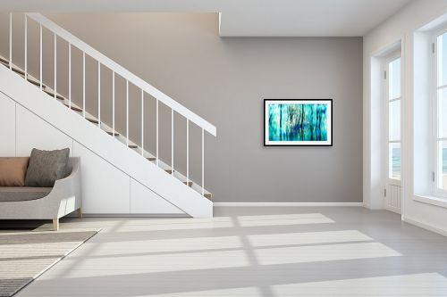 תמונה לחדר מדרגות - אורית גפני - האגם הסודי - מק''ט: 270732