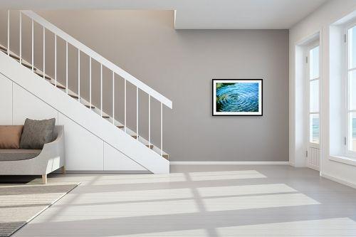 תמונה לחדר מדרגות - אורית גפני - מנדלת ים - מק''ט: 270835