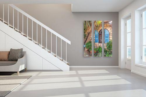 תמונה לחדר מדרגות - איזבלה אלקבץ - חלון - מק''ט: 274908