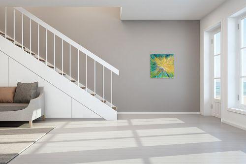 תמונה לחדר מדרגות - אירית שרמן-קיש - גלקסיה - מק''ט: 276159