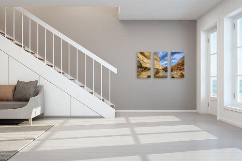 תמונה לחדר מדרגות - איזבלה אלקבץ - עין עבדת - מק''ט: 277572