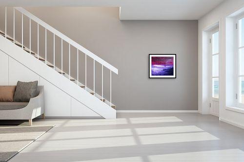 תמונה לחדר מדרגות - ורד אופיר - סופה מתקרבת - מק''ט: 277842