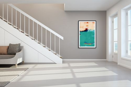 תמונה לחדר מדרגות - גורדון - האניה ואני - מק''ט: 278089
