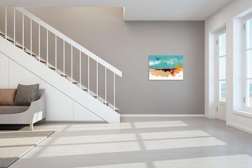 תמונה לחדר מדרגות - גורדון - בוקר חדש - מק''ט: 281963