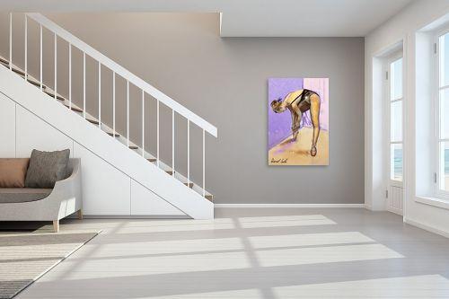 תמונה לחדר מדרגות - דוד סלע - dancer - מק''ט: 287876
