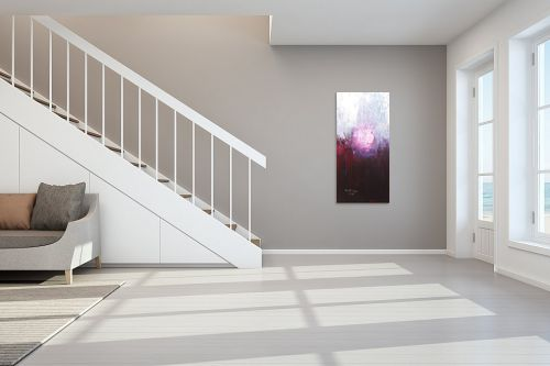 תמונה לחדר מדרגות - ורד אופיר - התפרצות הר געש - מק''ט: 287935