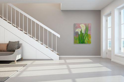 תמונה לחדר מדרגות - רינה יניב - קלות - מק''ט: 296491