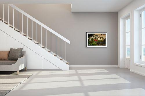 תמונה לחדר מדרגות - אורי ברוך - זריחה בגילבוע - מק''ט: 300739