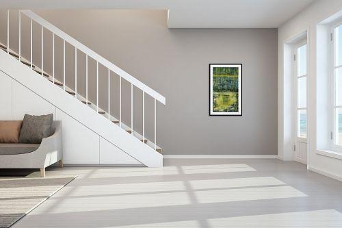 תמונה לחדר מדרגות - ליה מלחי - באר - מק''ט: 303180
