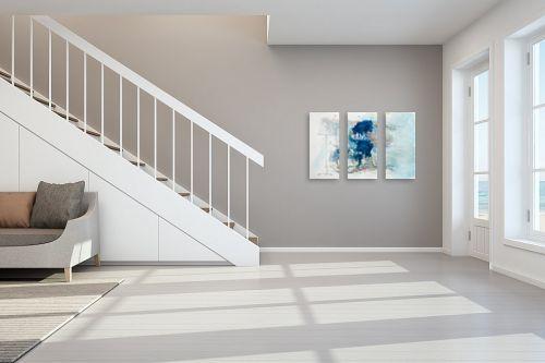 תמונה לחדר מדרגות - ליה מלחי - albero blue - מק''ט: 303187