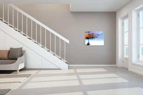 תמונה לחדר מדרגות - גורדון - העציץ שחלם להיות עץ פורח - מק''ט: 309457