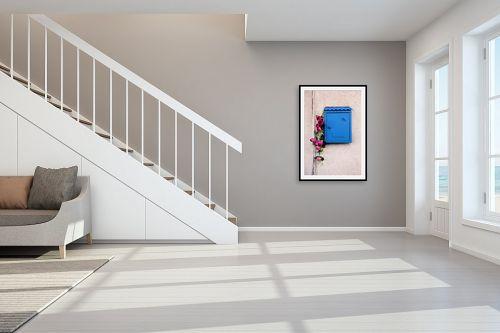 תמונה לחדר מדרגות - ויויאן נתן - תיבת דואר - מק''ט: 309869