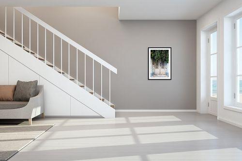 תמונה לחדר מדרגות - ויויאן נתן - כניסה ישנה - מק''ט: 309883