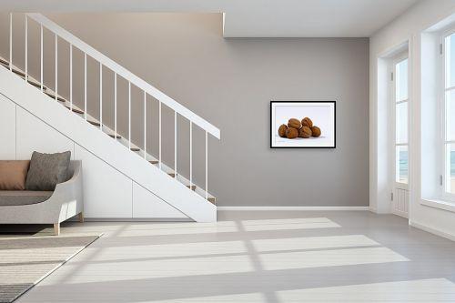 תמונה לחדר מדרגות - קובי פרידמן - אגוזים - מק''ט: 31008