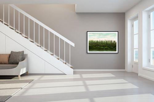 תמונה לחדר מדרגות - אורי רדלר - גווני נחל - מק''ט: 310916