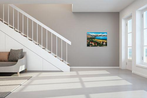 תמונה לחדר מדרגות - מזל בוכריס - צפון הכנרת - מק''ט: 316334