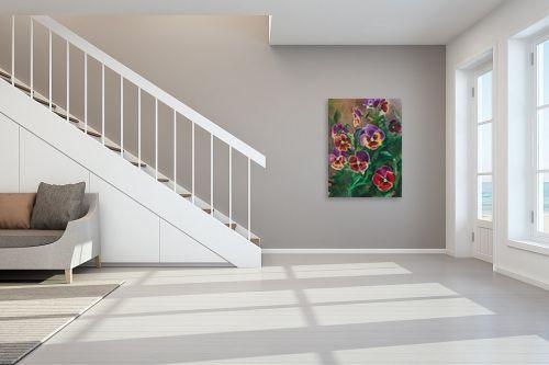 תמונה לחדר מדרגות - אסתר טל - אמנון ותמר 7 - מק''ט: 316513