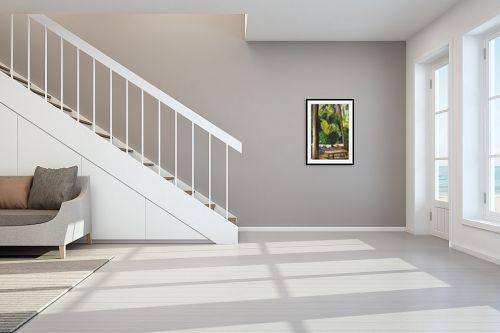 תמונה לחדר מדרגות - אסתר טל - חניוני קקל 2 - מק''ט: 316554
