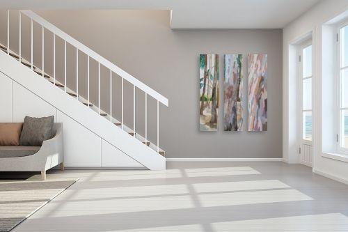 תמונה לחדר מדרגות - אסתר טל - אקליפטוס - מק''ט: 316657