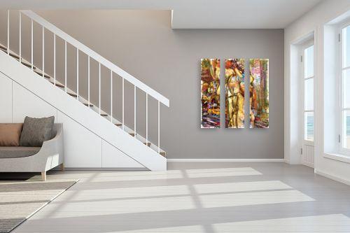תמונה לחדר מדרגות - בן רוטמן - סקס והעיר הגדולה - מק''ט: 318285